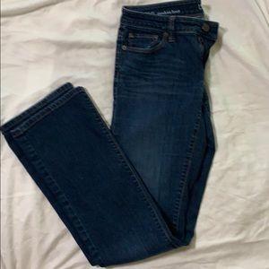 26/2 Modern Boot Cut Loft Jeans